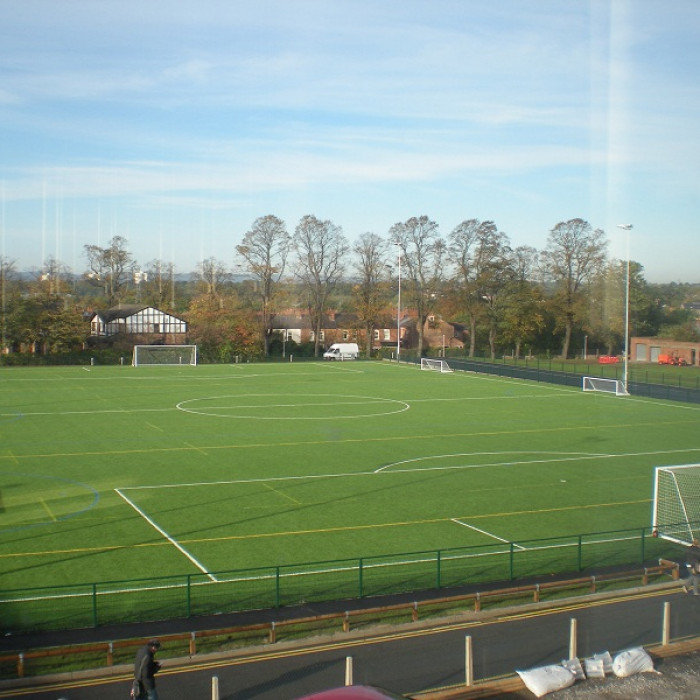 University of Chester 3G Football Pitch
