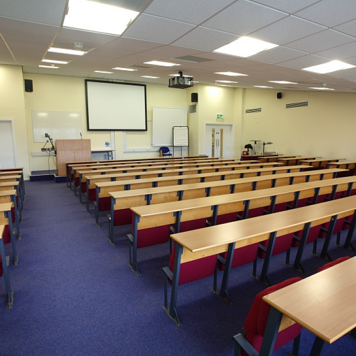 University of Chester Lecture Theatre