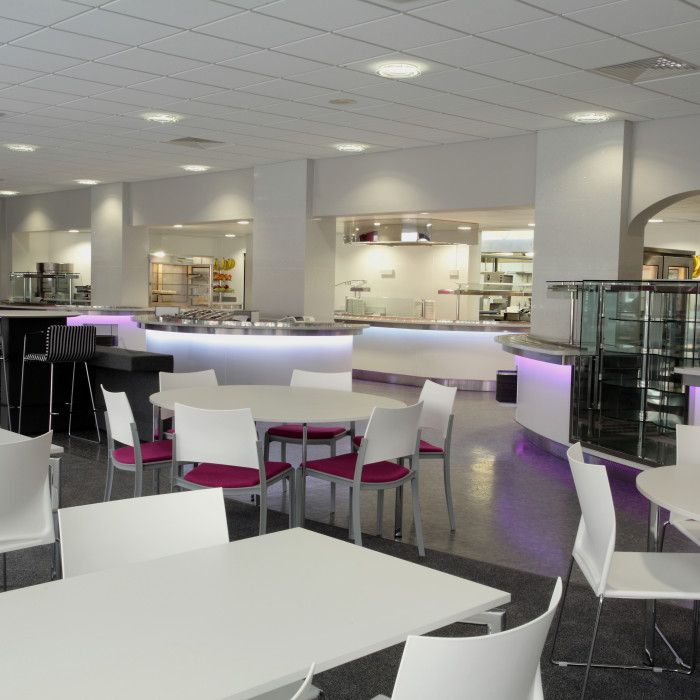 University of Chester Main Dining Hall