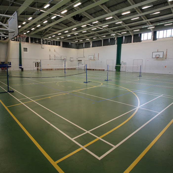 University of Chester Sports Hall