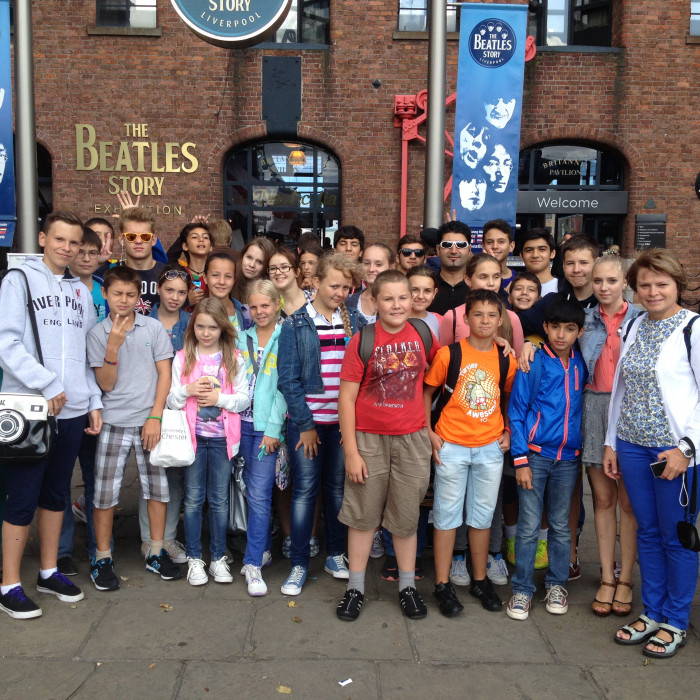 Liverpool, The Beatles Story Excursion