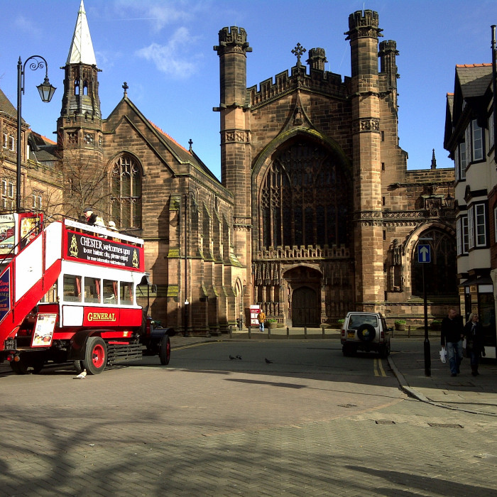 Chester Cathedral Excursion
