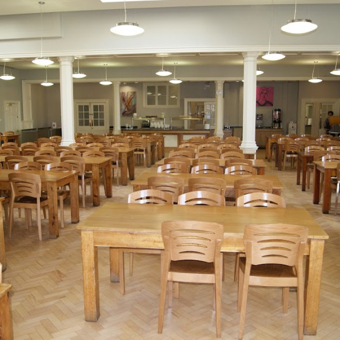 Bootham School, York Dining Hall