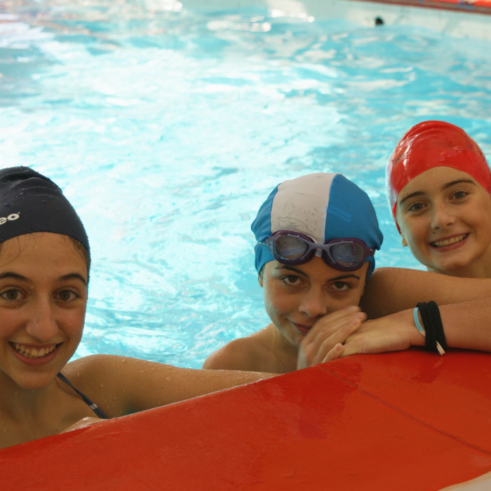 University of Chester Group Swimming