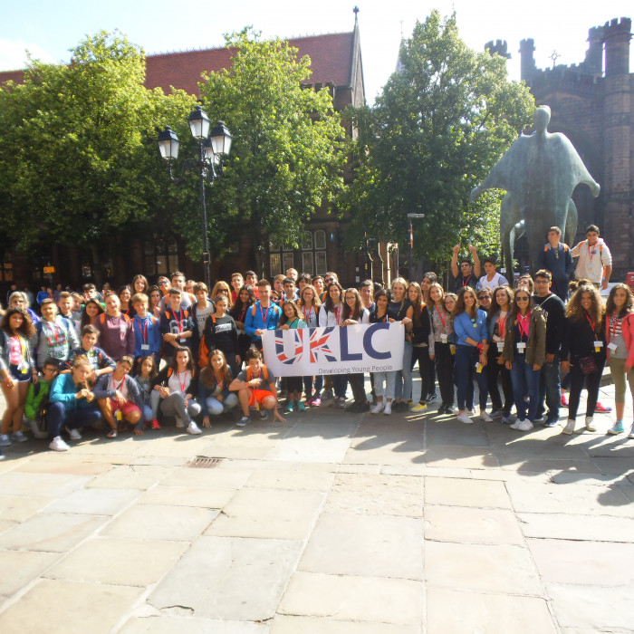 Chester Excursion Group Picture