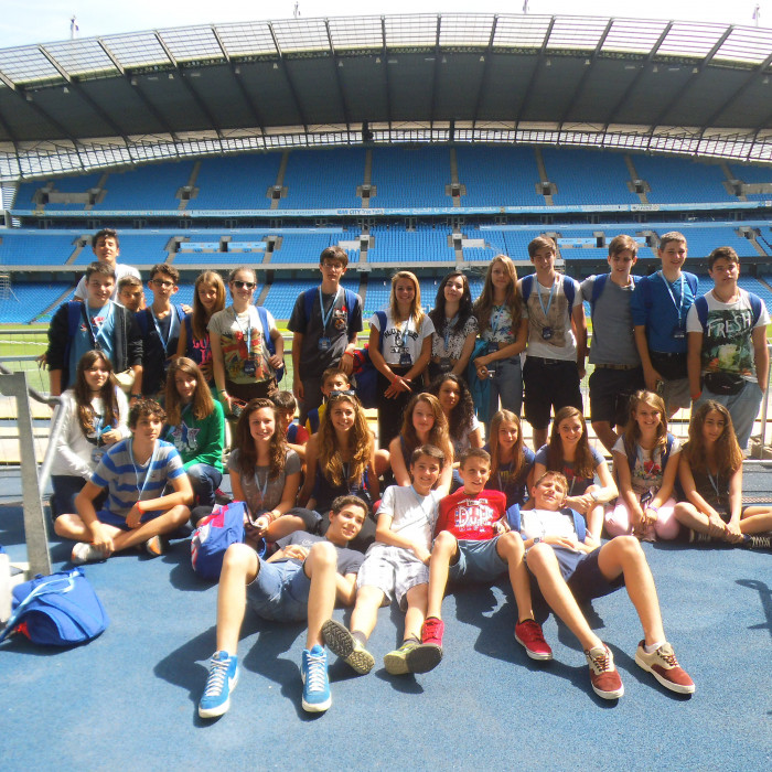 Manchester City Stadium Tour Excursion