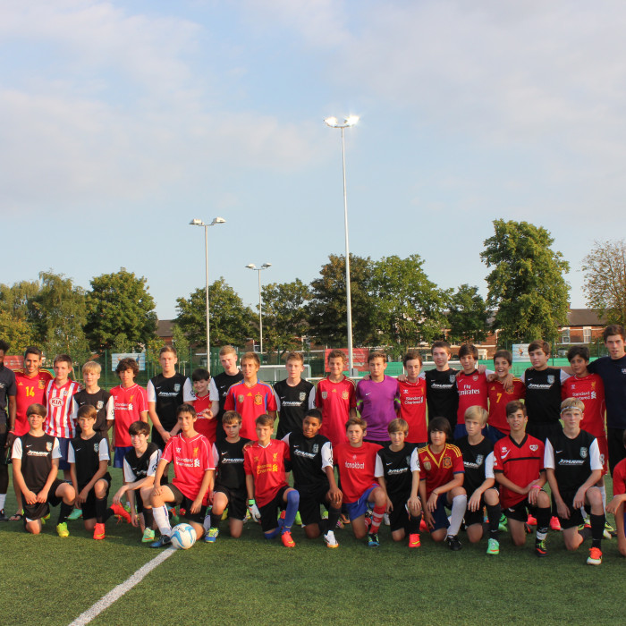 University of Chester Sports & Activities - Football