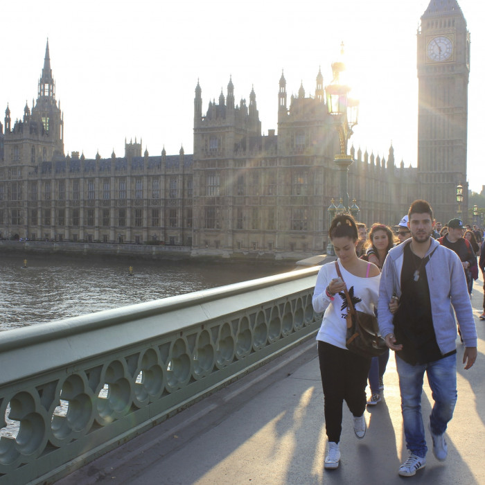 London Walking Tour Excursion