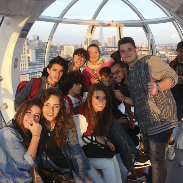 London Eye Excursion