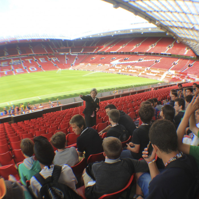 Manchester United Stadium Tour Excursion