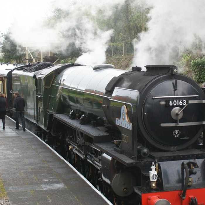 Llangollen Steam Railway Excursion