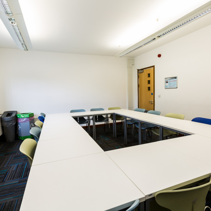 Queen Mary University of London - Classroom