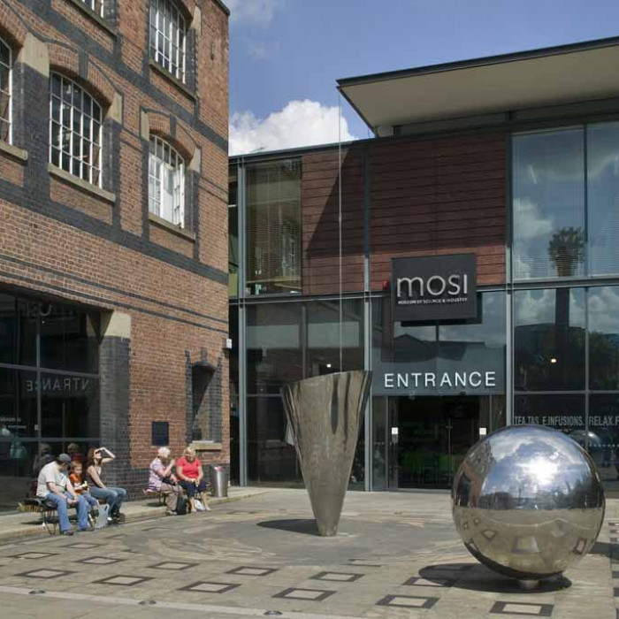 Manchester, Museum of Science and Industry (MOSI) Excursion