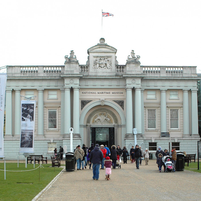 National Maritime Museum Greenwich Excursion