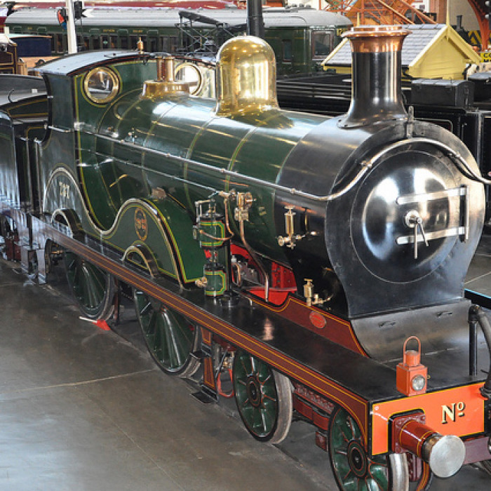 National Railway Museum Excursion