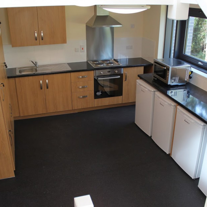 Reaseheath College Platt Accommodation Kitchen
