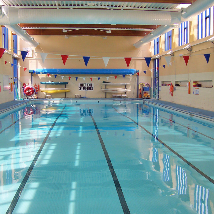 University of Chester Swimming Pool