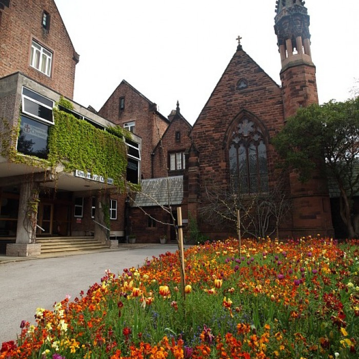 University of Chester Chapel