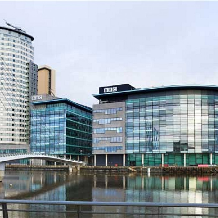 BBC Headquarters, Manchester Excursion
