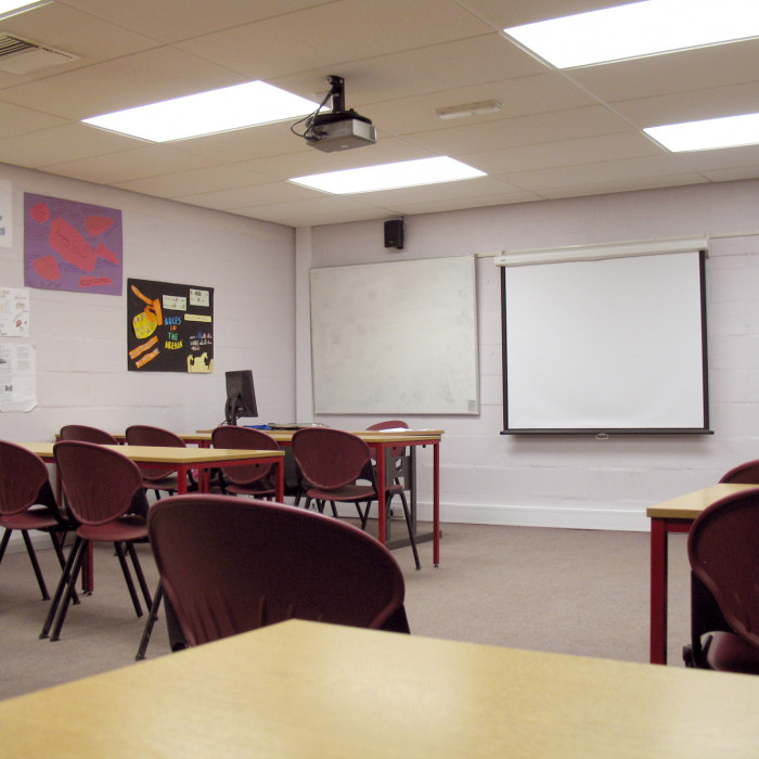 Reaseheath College Classroom