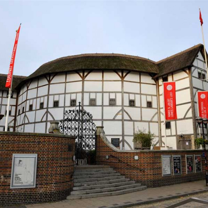 Shakespeare's Globe Theatre Excursion