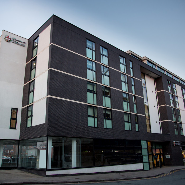 University of Chester - Riverside - Accommodation