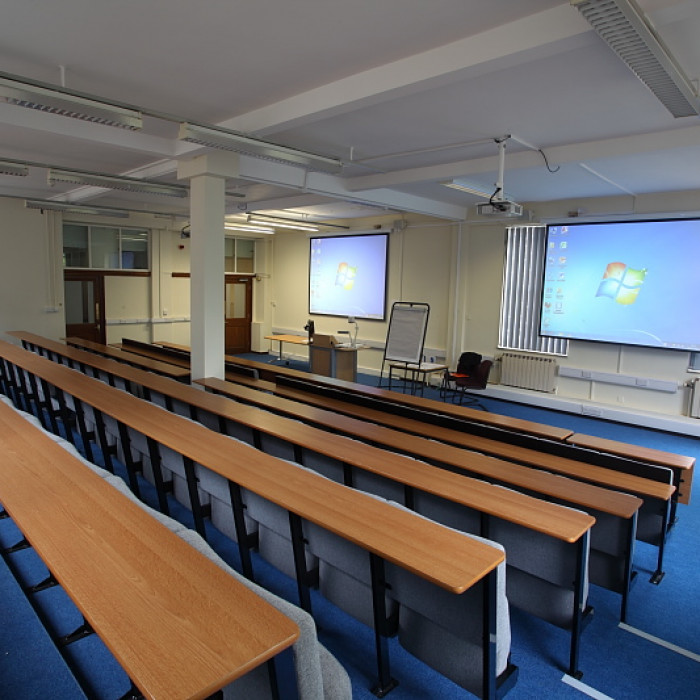 University of Chester - Riverside - Lecture Theatre