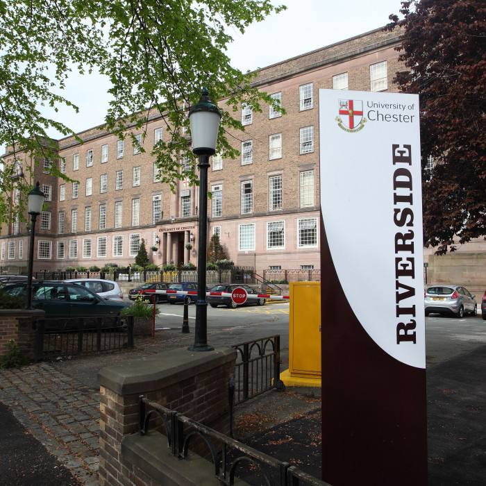 University of Chester - Riverside