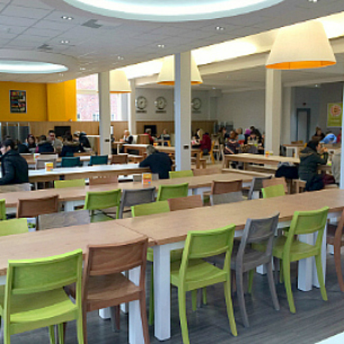 University of Chichester - Canteen