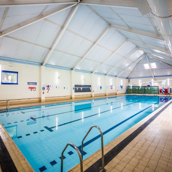 Bristol, Badminton School - Swimming Pool
