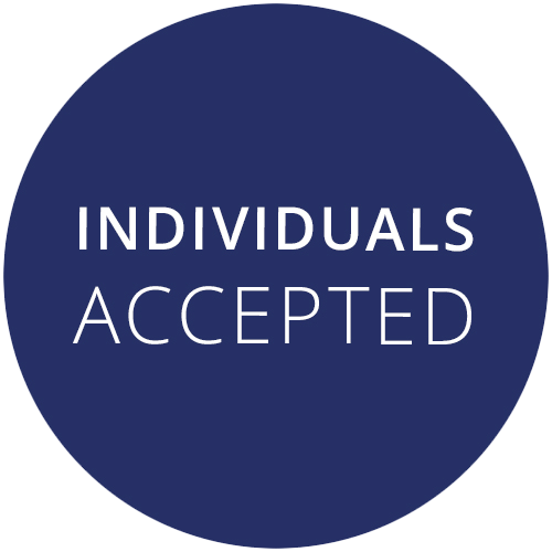 INDIVIDUALS ACCEPTED