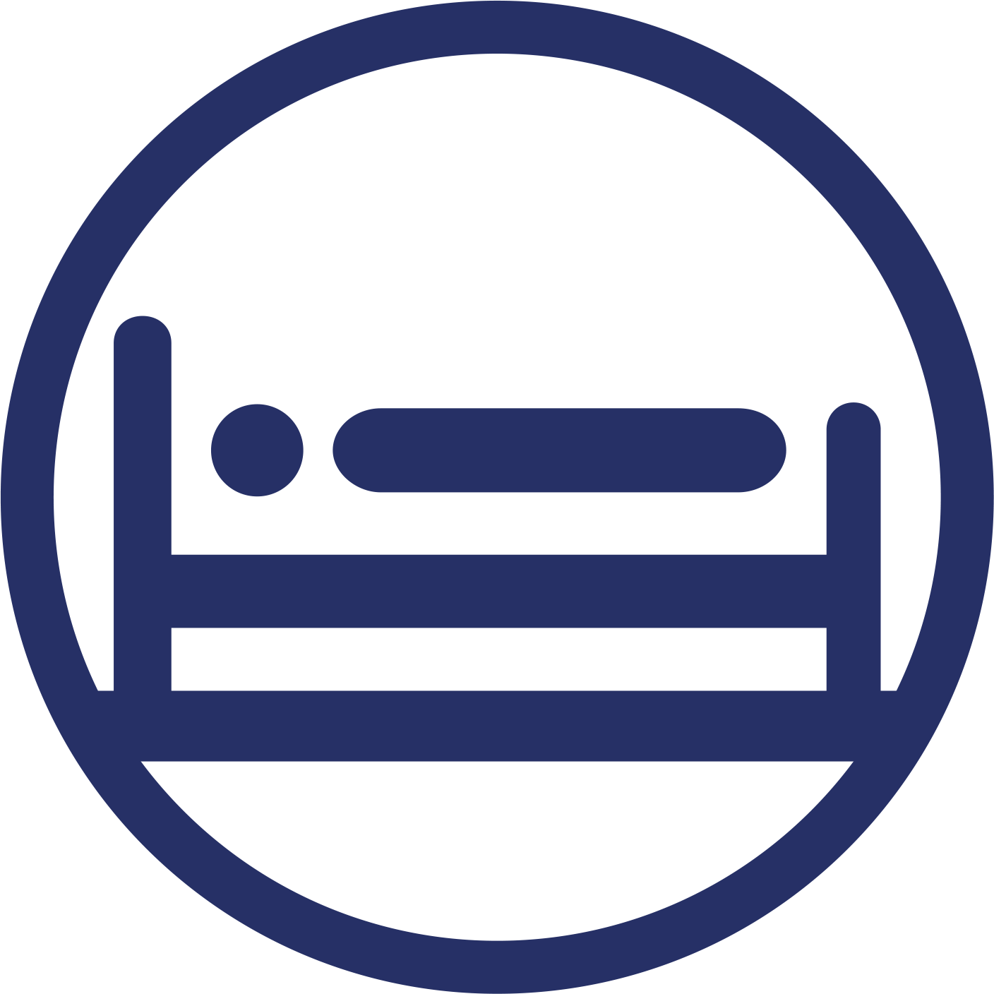 En-suite Accommodation Icon
