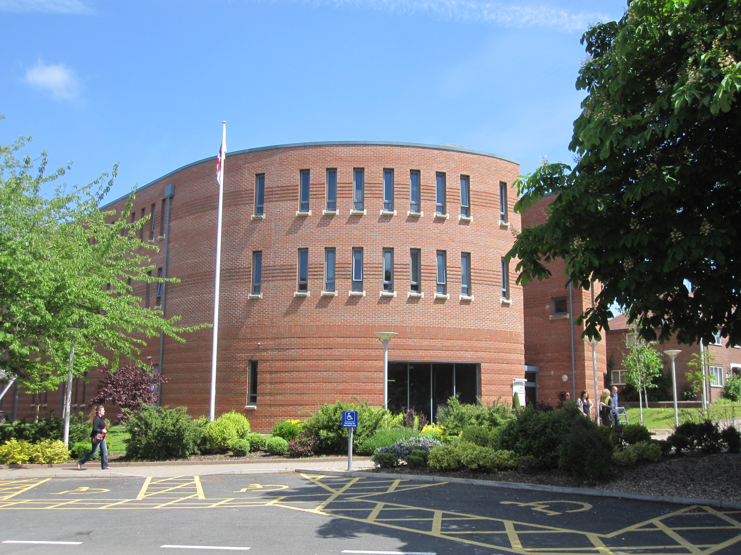 University of Chester – Parkgate